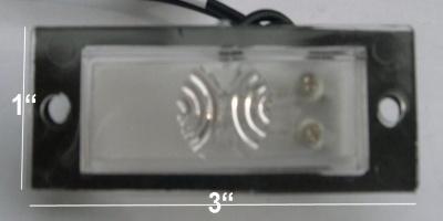 Rectangular Courtesy Light - 105