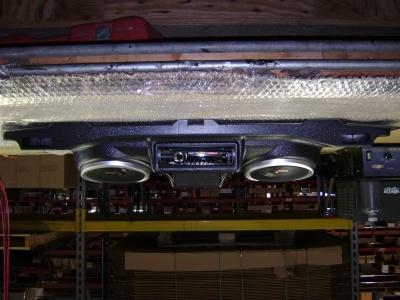 Kawasaki Transmule Stereo Kit - SD645
