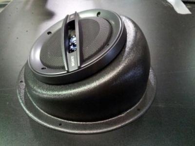 Universal Speaker Mount w/ Sony Speakers - SD689K
